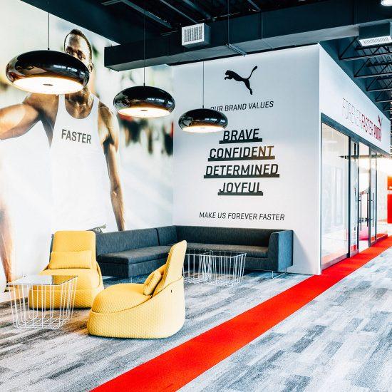 Showroom Interior Design Toronto