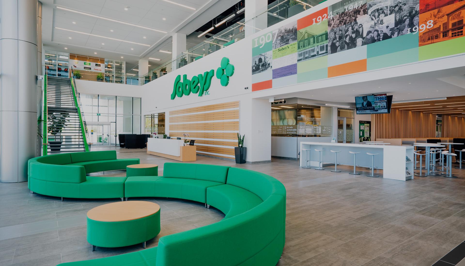 Commercial Interior Design Firm Toronto, Vancouver, Halifax
