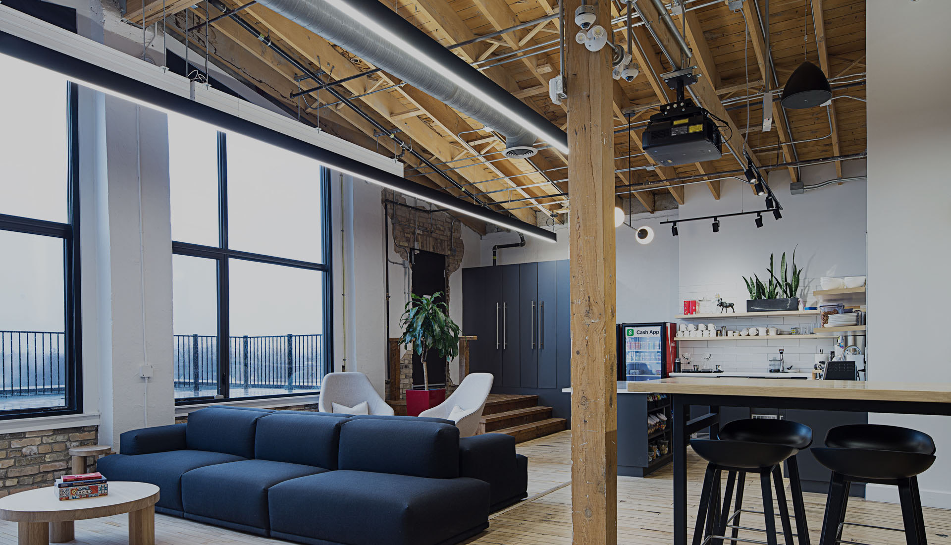 Office Space Interior Design Company Toronto, Vancouver, Halifax