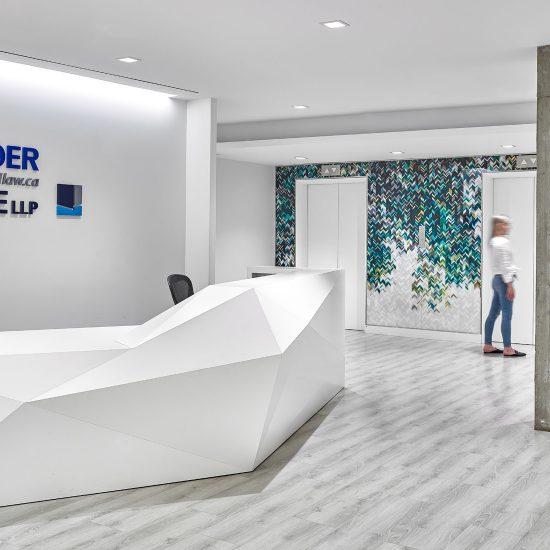 Workplace Interior Design Toronto