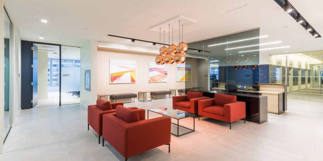 Office Space Interior Design Solution in Toronto