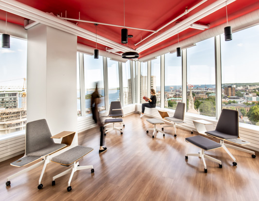 Top Commercial Interior Design Services Toronto, Halifax, Vancouver