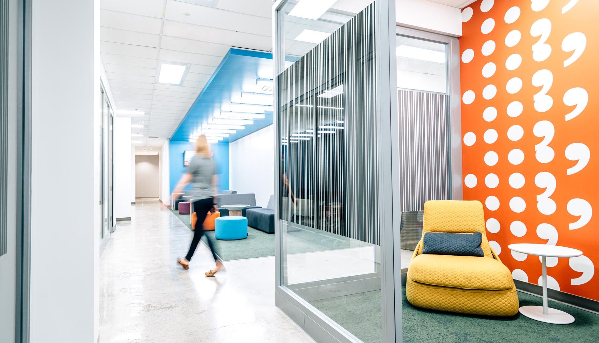 Innovative Office Interior Design Toronto