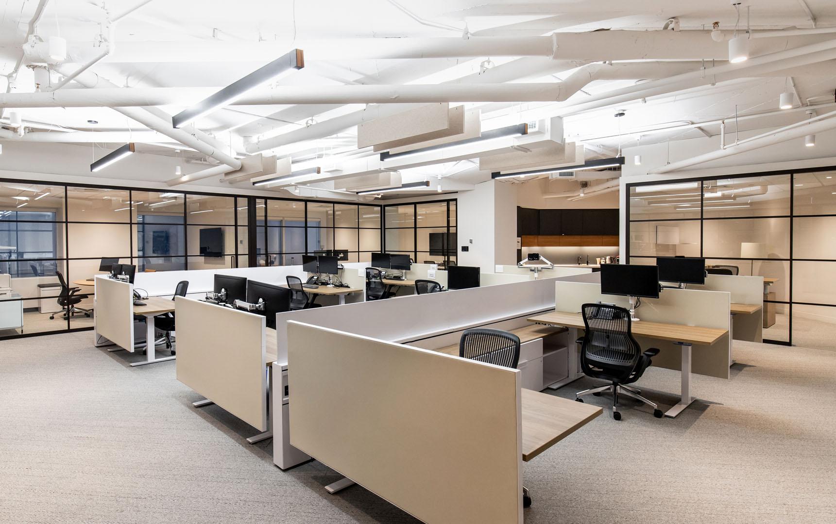 Office Interior Design Toronto, Vancouver & Halifax