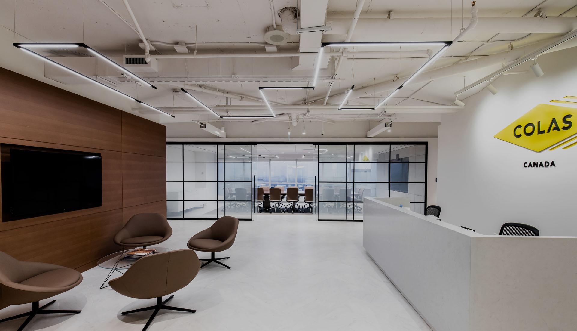 Office Interior Design Toronto