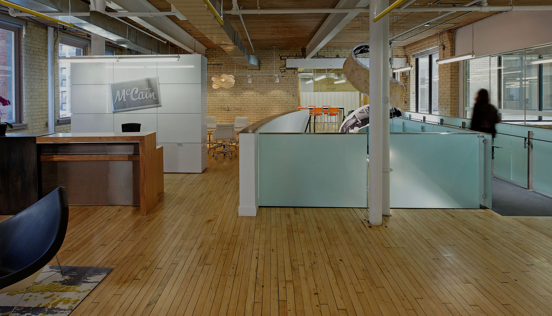 Workspace Interior Design Toronto