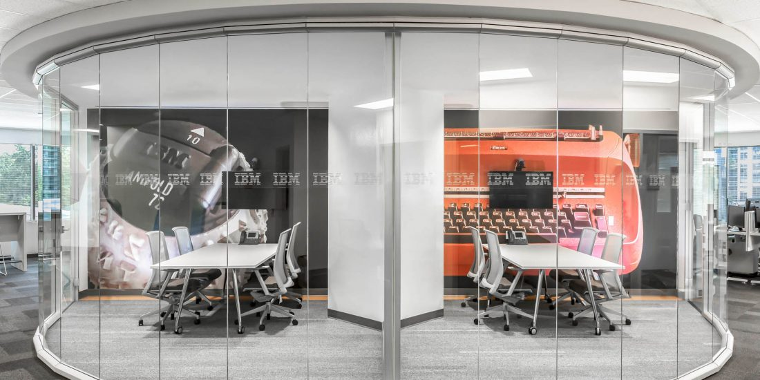 Corporate Office Interior Design Toronto
