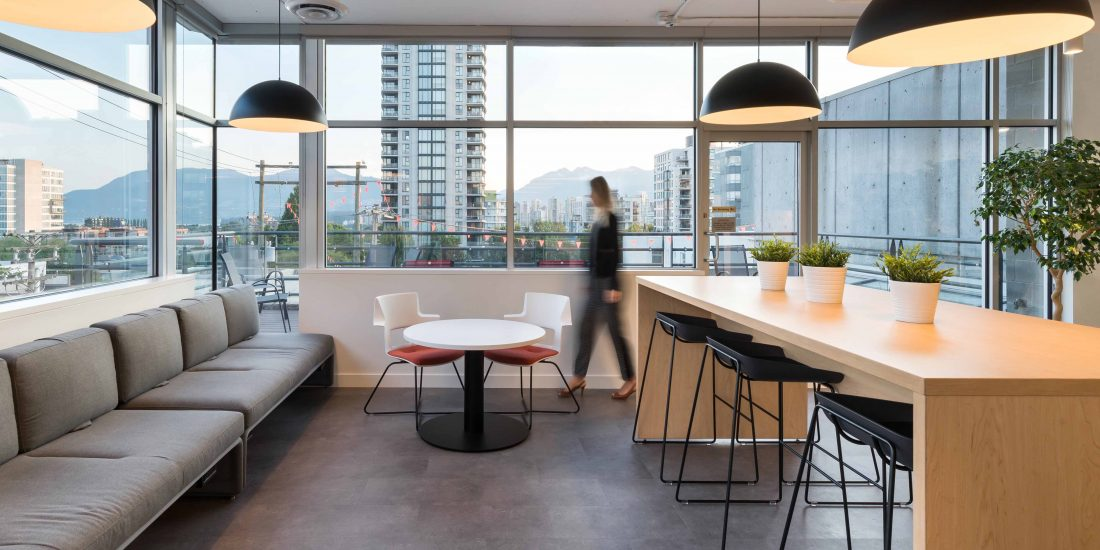 Office Space Interior Design Vancouver