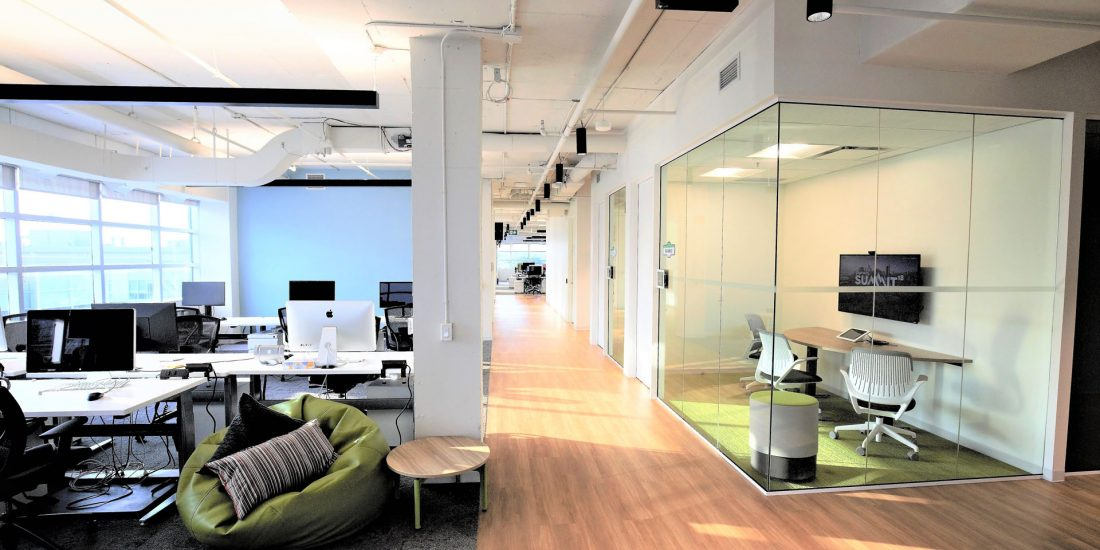 Office Space Interior Design Toronto