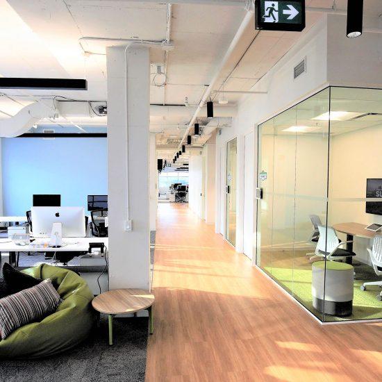 Office Space Interior Design Toronto
