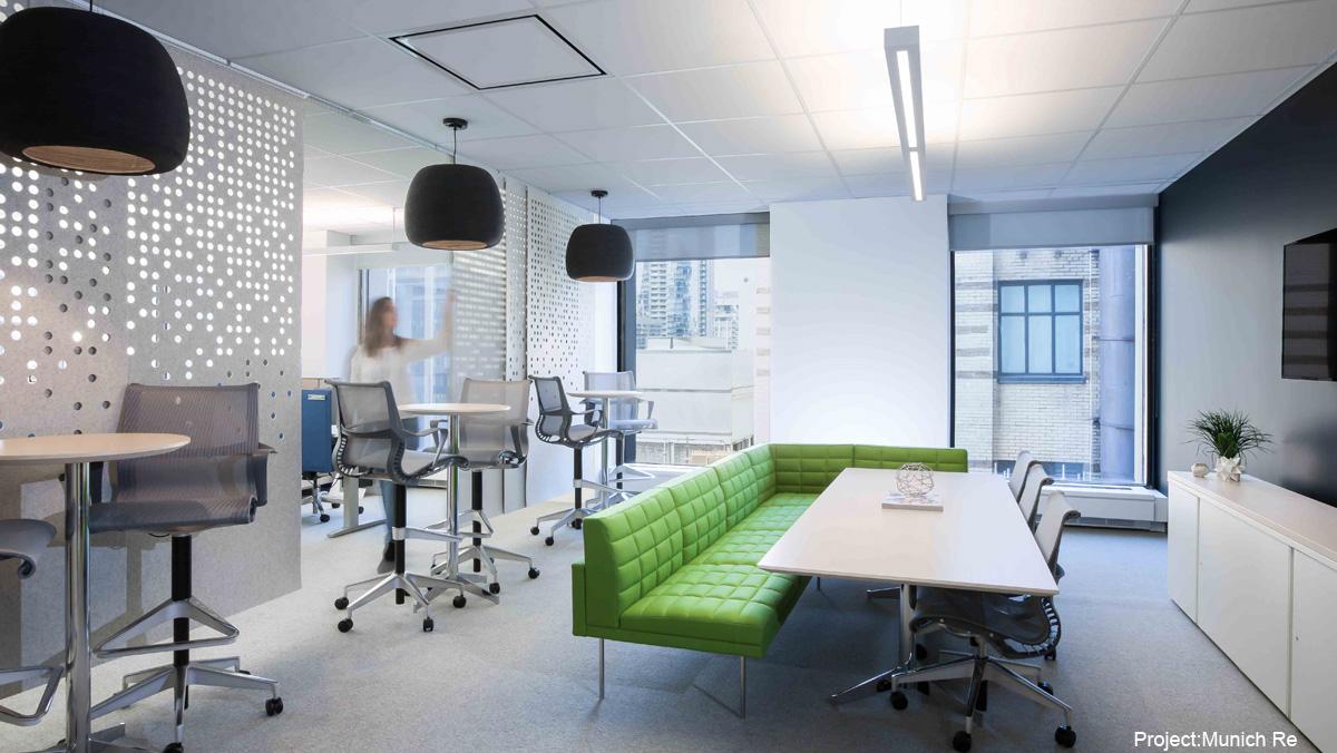 Commercial Office Interior Design Company Vancouver, Halifax, Toronto