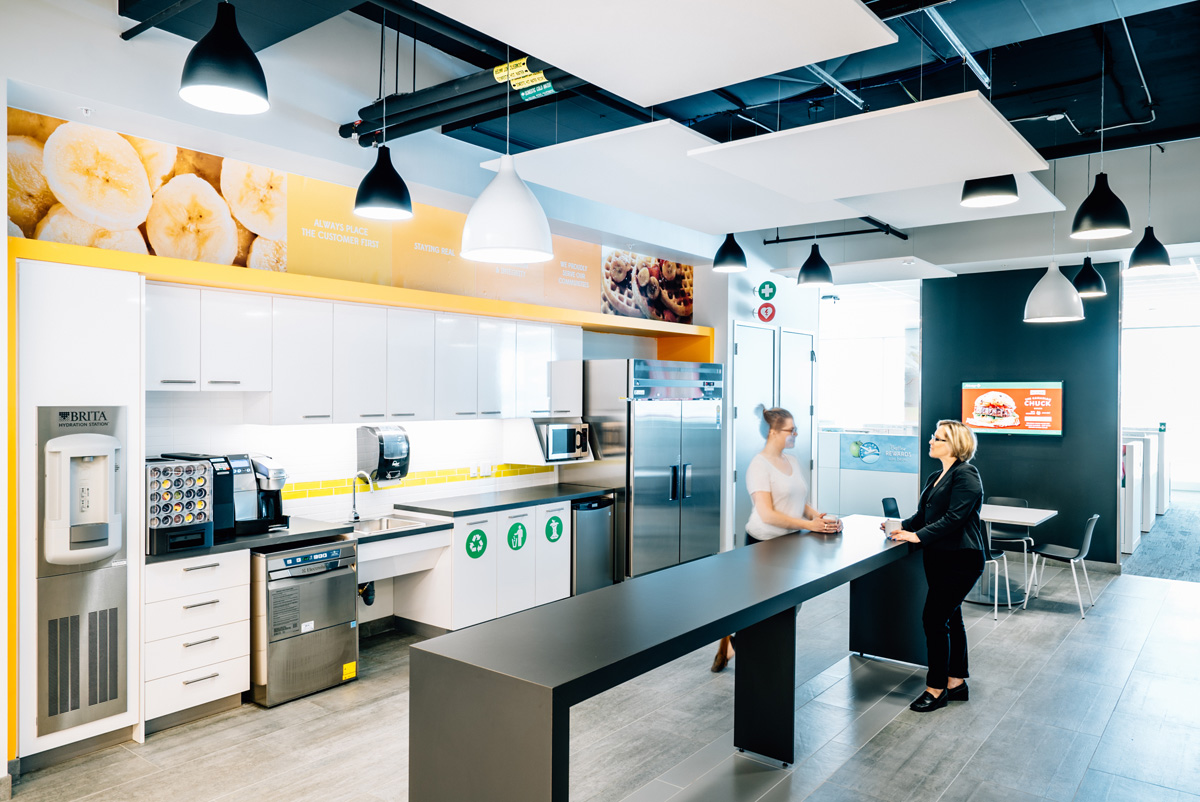 Workplace Interior Designer Vancouver, Halifax, Toronto